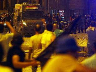 7 muertos y 300 heridos por nuevos disturbios en El Cairo