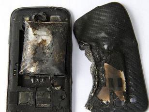 """Smartphones que """"explotan"""" ¿Hay que preocuparse?"""