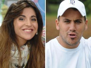 Giannina Maradona y Ogro Fabbiani juntos?