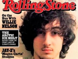 Revista Rolling Stone pone en su tapa al acusado del ataque de Boston