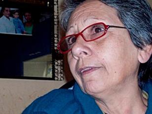 María Elena Leuzzi,titular de AVIVI, dice que esta amenazada
