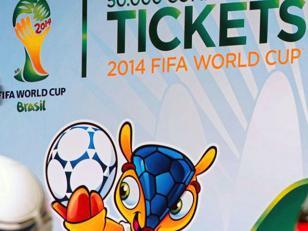 Precios de las entradas para el Mundial 2014
