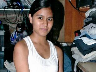 Buscan a Milena una adolescente de 15 años