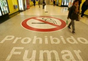 Implementación de la ley de control de tabaco