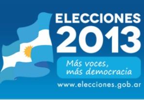 Elecciones 2013: Listado de señales que emitirán publicidad