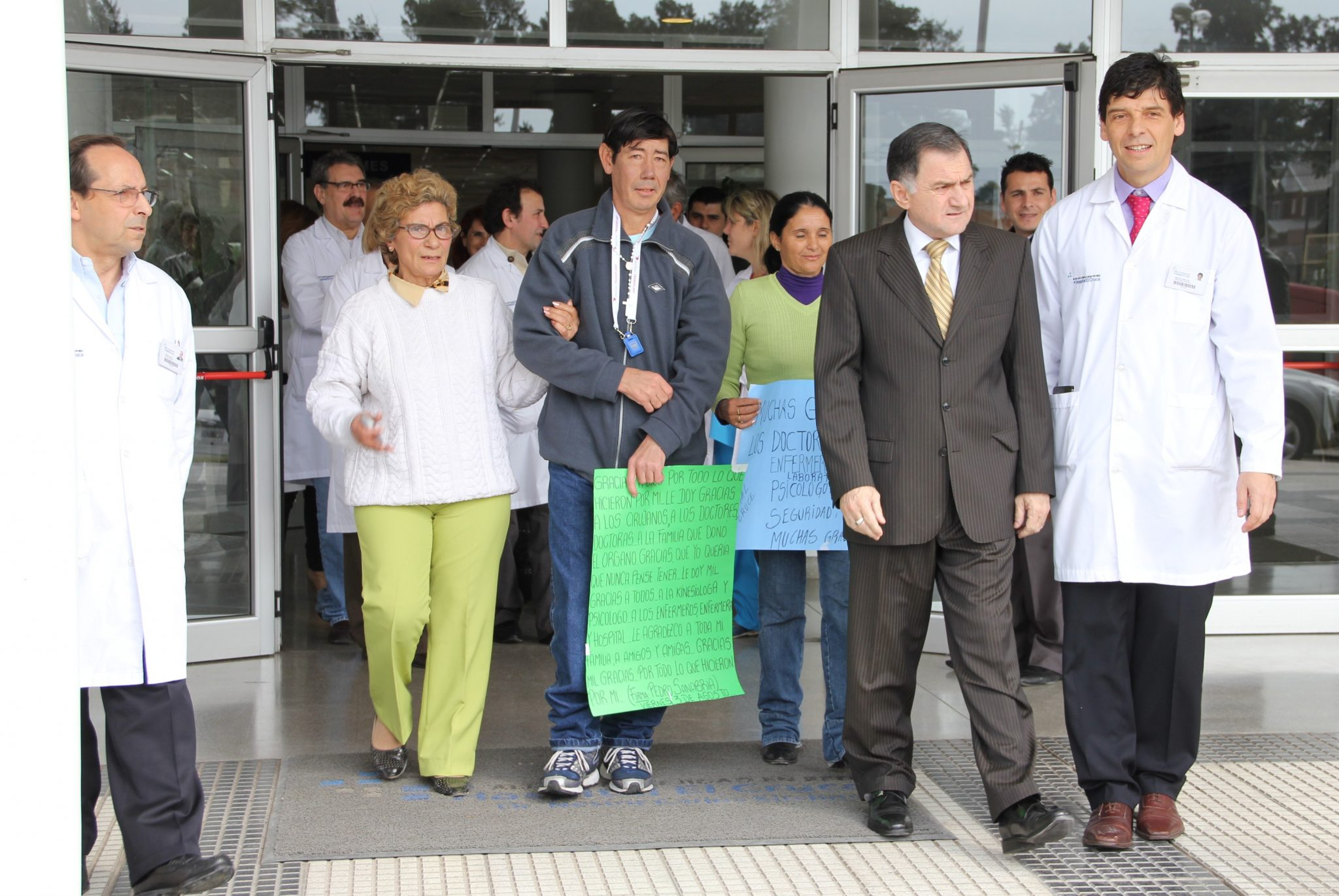El hospital El Cruce-Néstor Kirchner festeja hoy el aniversario de su primer trasplante cardíaco