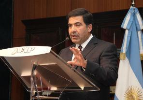 """Echegaray: """"La Corte no está para defender intereses particulares"""""""