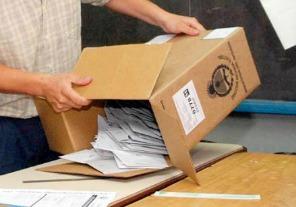 Elecciones 2013 : Licitación para el recuento de votos