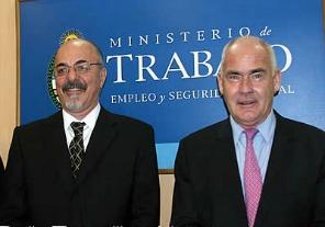 """Tomada y Meyer participan del encuentro """"Planes Estratégicos Formación Continua y Turismo"""""""