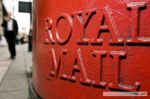 El gobierno británico anunció la privatización del Royal Mail