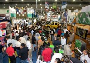 Argentina participa en la feria automotriz de México