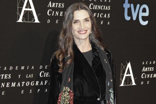 Angela Molina recibe la Medalla de Oro de la Academia de Cine español