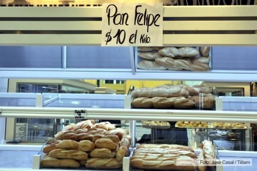 """Panaderos dicen que el pan a $10 el kilo es """"el mismo o de superior calidad"""""""