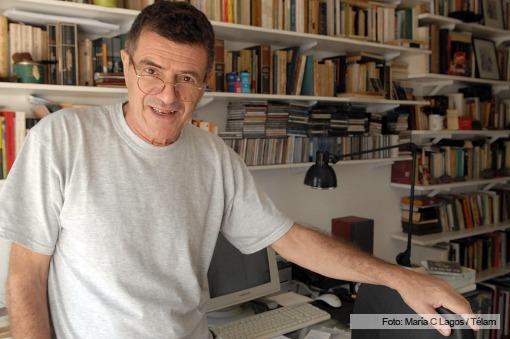 Guillermo Saccomanno ganó el Premio Hammett