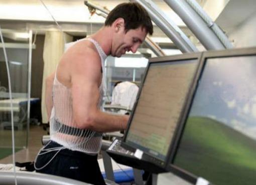 Messi se presentó en el Barcelona para hacerse los estudios médicos