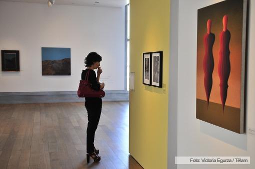 Ley a artistas del interior del país
