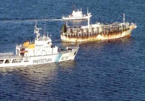 Multas a barcos por pesca ilegal en el Mar Argentino