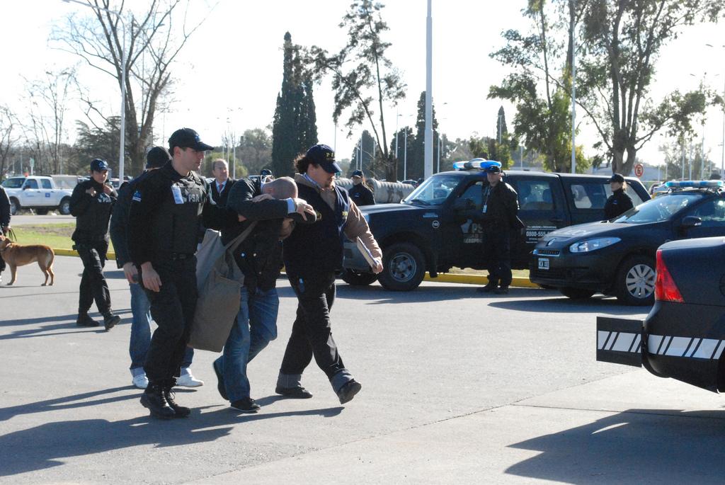 Extraditaron a Francia a un español sospechado de narco