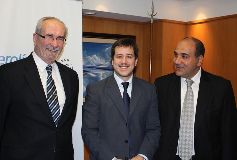 Aerolíneas Argentinas y el Incucai acordaron el traslado gratuito de pacientes y médicos