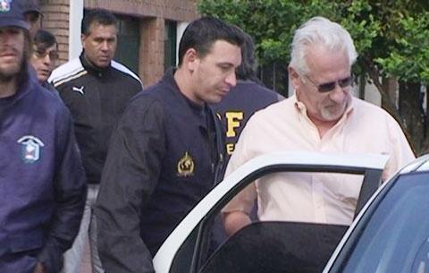 Recompensa de100 mil pesos para dar con el paradero de Ángel Ervino Spada