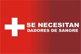 Se necesitan donantes de sangre en RIO CUARTO