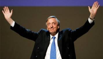 Nestor Kirchner aparecera en la boleta del FpV