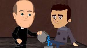 Video: La vida del Papa Francisco en un dibujo animado