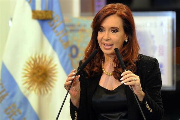 """Cristina Kirchner :El reemplazo de Colón por Azurduy """"No es una decisión caprichosa"""""""