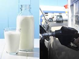 Argentina: Un litro de leche cuesta lo mismo que un litro de nafta