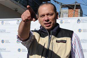 """Berni: """"En Tigre están los mayores narcos del mundo"""""""