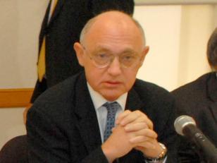 Timerman advirtió sobre la militarización del Atlántico Sur