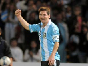 """Messi, distinguido como """"Sensación deportiva del año"""""""