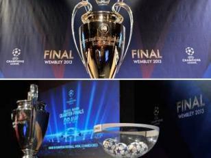 Sorteo de la Champions League en Mónaco