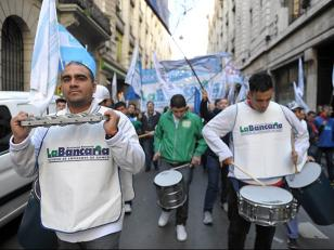 Bancarios confirman paro nacional para este viernes