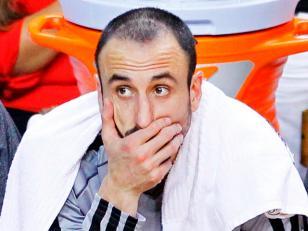 Manu Ginóbili no descartó que se retire en Bahía Blanca