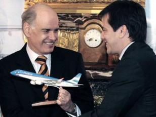 Aerolíneas Argentinas vuelo directo: Buenos Aires - Brasilia