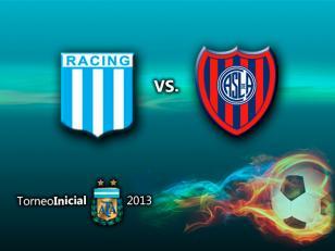 Racing y San Lorenzo juegan en Avellaneda Sin público