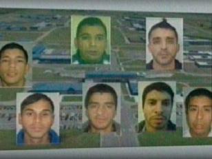 Continúa la búsqueda de los 11 presos fugados de Ezeiza y ofrecen $ 500 mil de recompensa