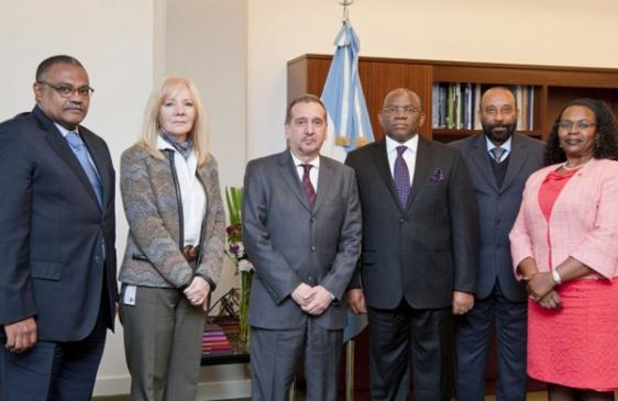 Argentina y Angola fortalecen vínculos en ciencia y tecnología
