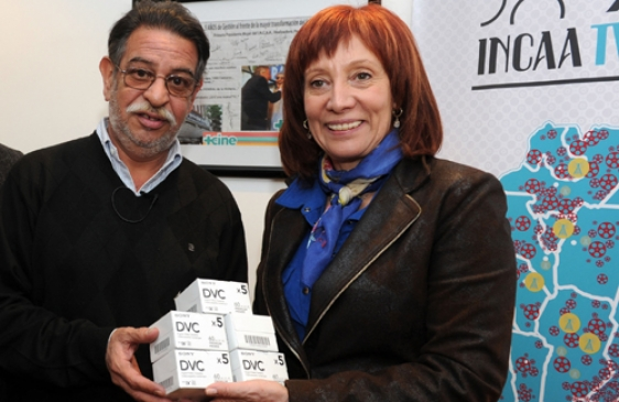 Corrientes: Incaa firma convenio para registrar juicios de lesa humanidad