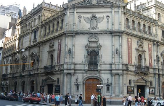 Una obra de Copi en el Teatro Cervantes
