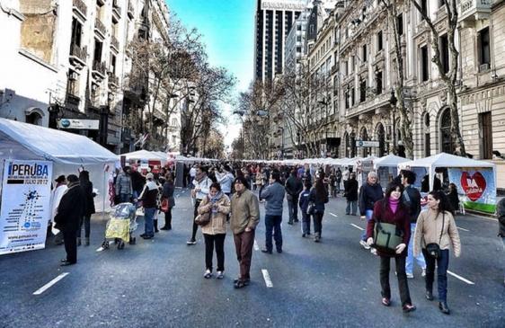 Perú celebró la 7°edición del Festival Buenos Aires