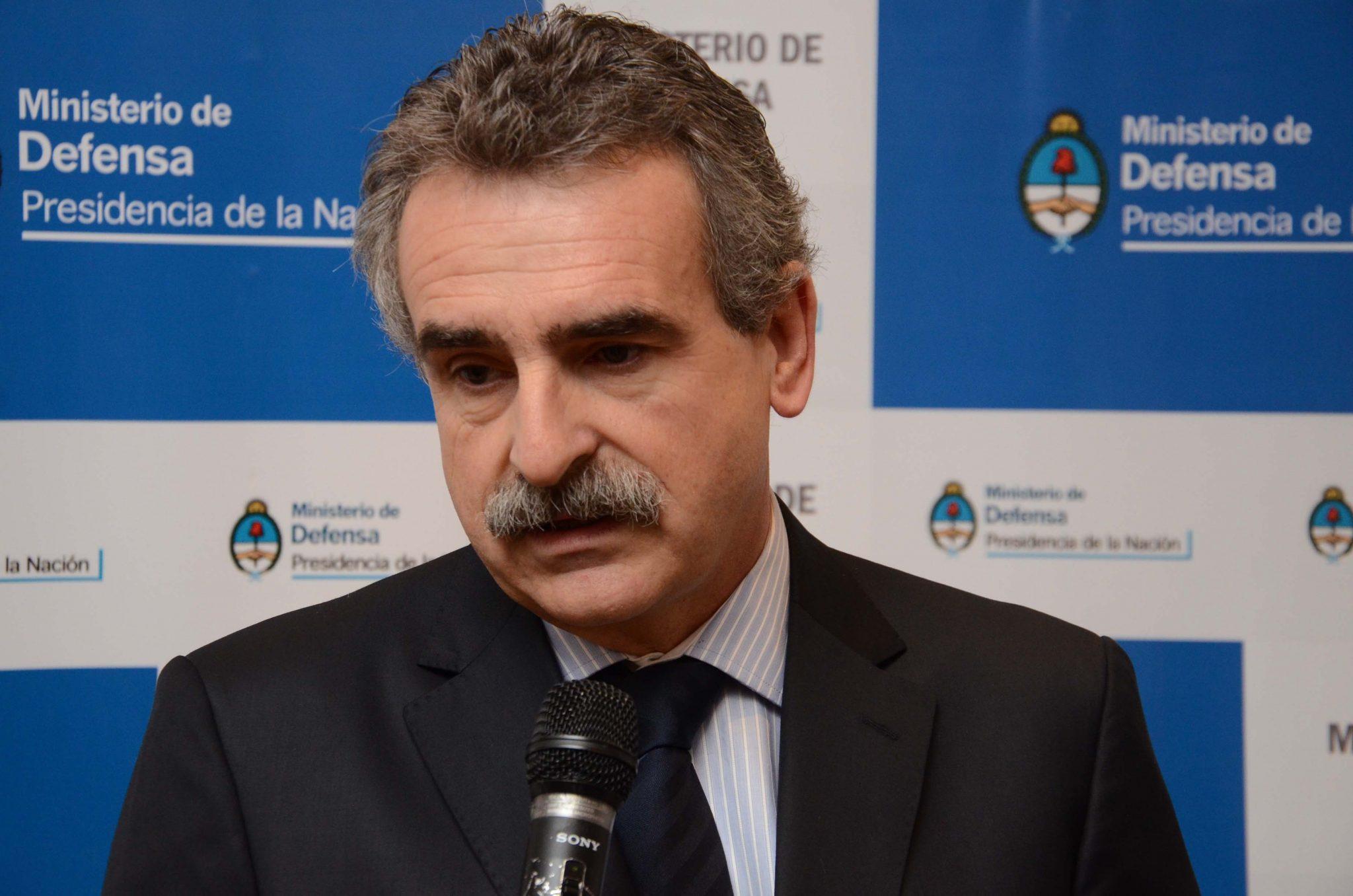 Rossi habló en la apertura de jornadas el ministerio de Educación