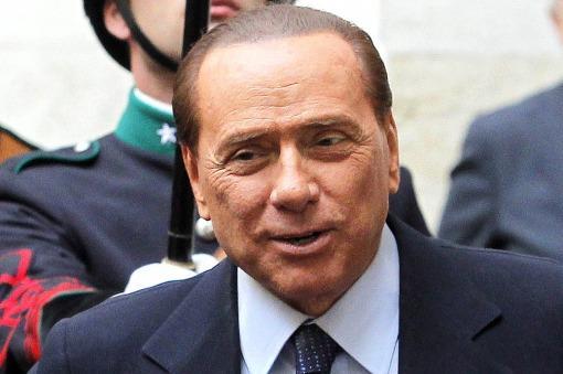 """Berlusconi : """"El interés de Italia está por encima de todo"""""""