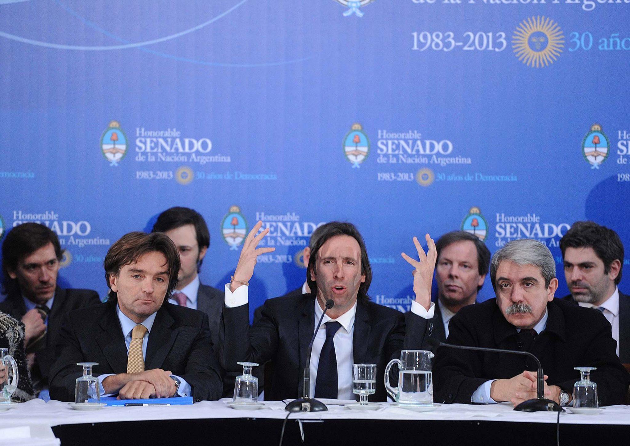 El cobro en Argentina del canje de deuda será voluntario