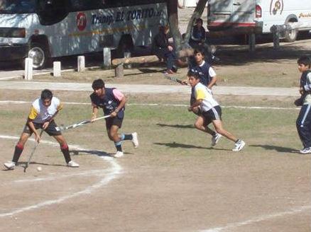 Inclusión social a través del hockey en Santiago del Estero