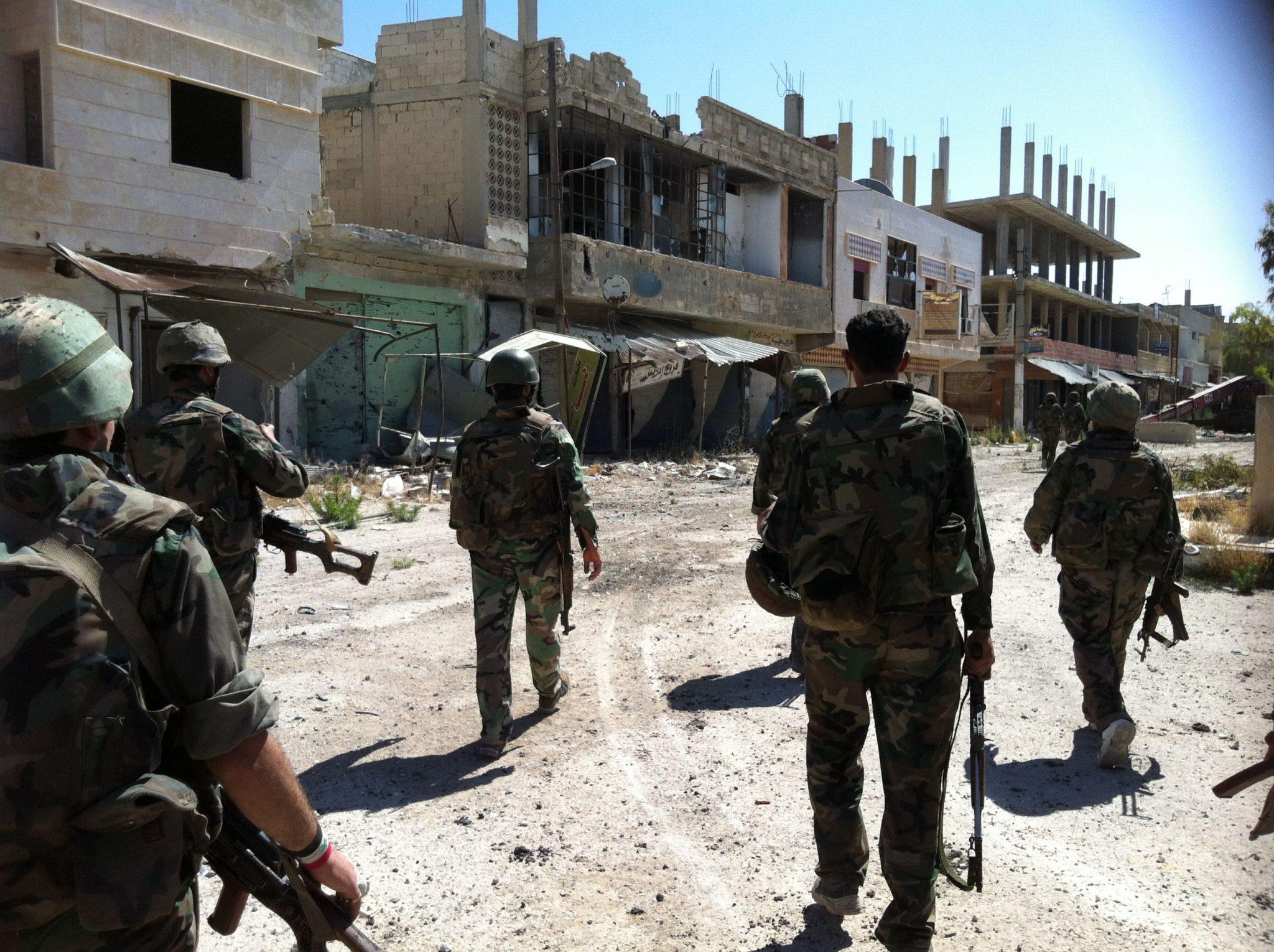 Argentina Abogó por la no intervención militar en Siria