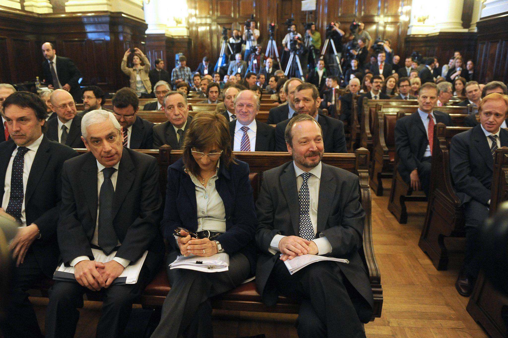Ley de Medios: expusieron los representantes del Estado en la audiencia pública