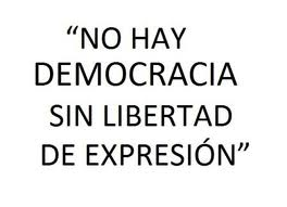 Libertad de expresión e intimidación