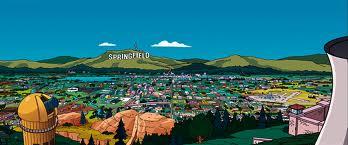 El creador de Los Simpson cuenta como es la verdadera Springfield